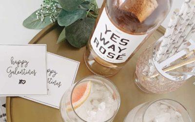 Maridajes para un vino Rosé