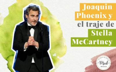 Esta es la razón por la que Joaquin Phoenix llevará el mismo traje de Stella McCartney a todas las galas de premios de este año