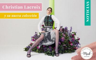 Christian Lacroix, nueva colección cápsula para Desigual