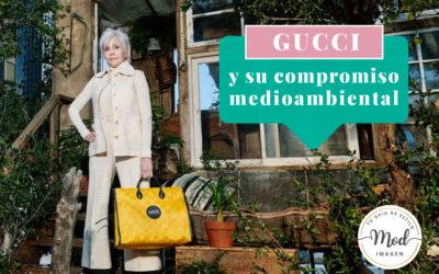 Gucci y su compromiso con el medio ambiente